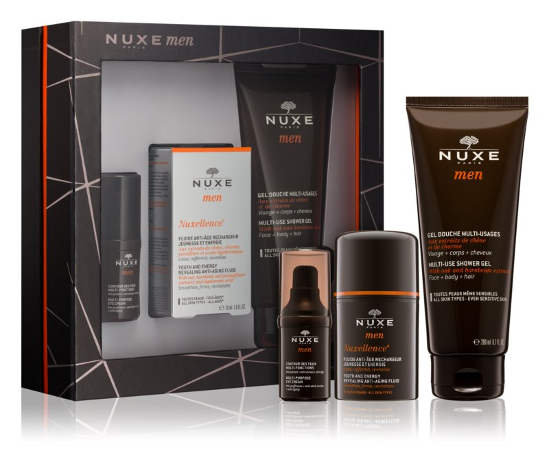 Nuxe Men kozmetički set I. (za muškarce)