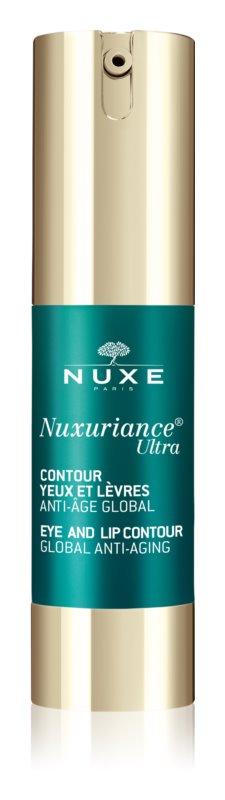 Nuxe Nuxuriance Ultra грижа против бръчки за зоната около очите и устните