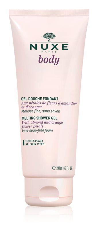 Nuxe Body gel de duche para todos os tipos de pele