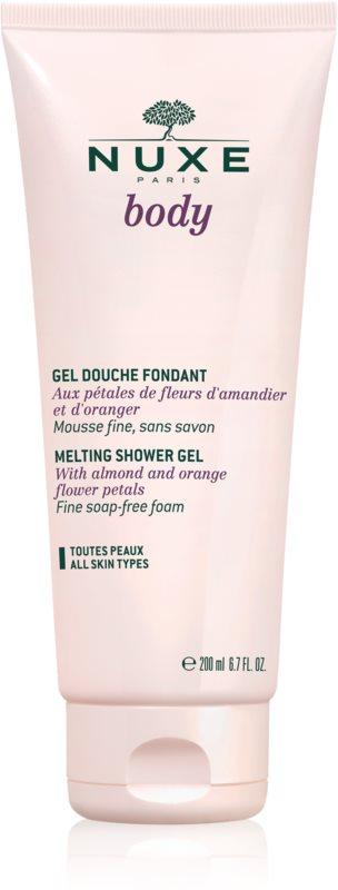 Nuxe Body gel doccia per tutti i tipi di pelle