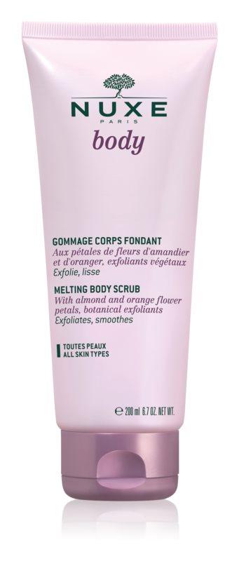 Nuxe Body sprchový peeling pro všechny typy pokožky
