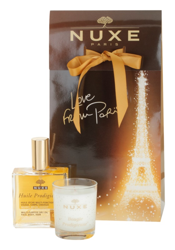 Nuxe Love From Paris set cosmetice I.
