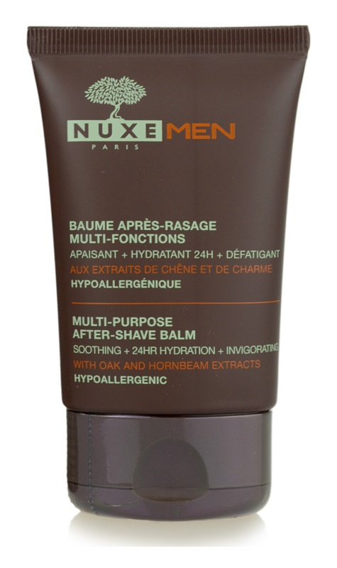 Nuxe Men kojący balsam po goleniu o dzłałaniu nawilżającym