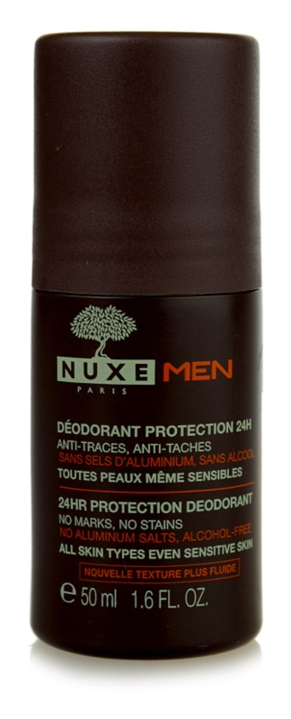 Nuxe Men Roll-On Deodorant  For Men