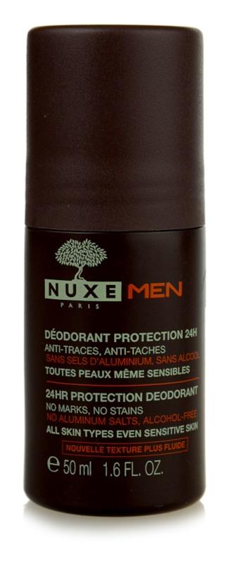 Nuxe Men Roll-On Deodorant  For Men