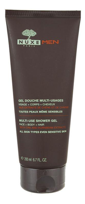Nuxe Men gel za tuširanje za sve tipove kože