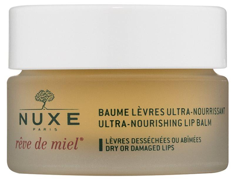 Nuxe Rêve de Miel θρεπτικό βάλσαμο για τα χείλη