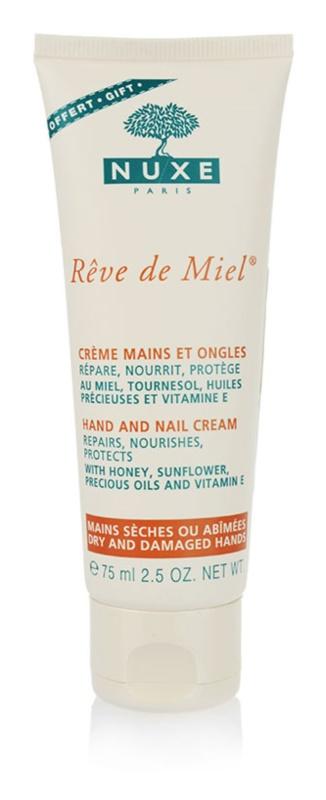 Nuxe Rêve de Miel výživný krém na ruce a nehty