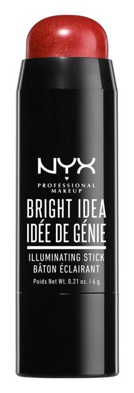 NYX Professional Makeup Bright Idea osvetljevalec v paličici