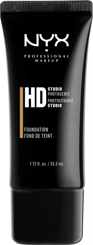 NYX Professional Makeup HD Studio fond de ten lichid