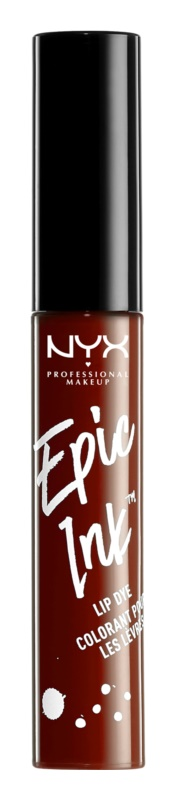 NYX Professional Makeup Epic Ink tekutá rtěnka