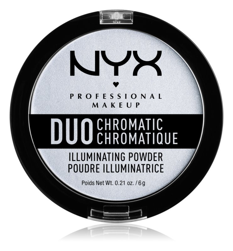 NYX Professional Makeup Duo Chromatic enlumineur duo-chrome