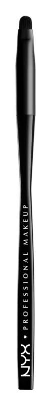 NYX Professional Makeup Pro Brush plochý štětec na detaily