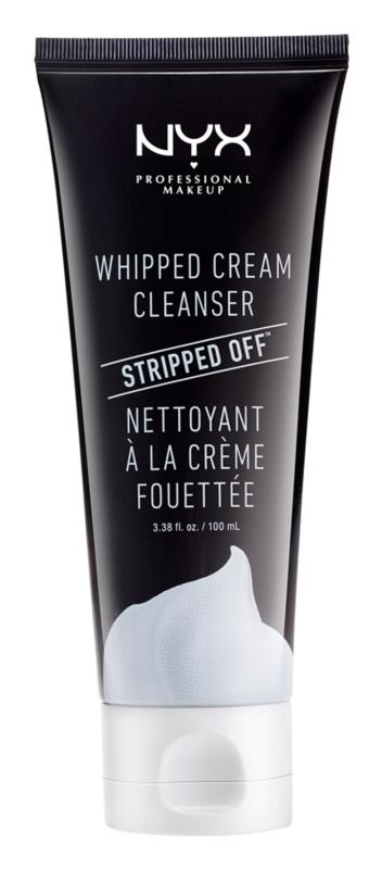 NYX Professional Makeup Stripped Off™ čistiaci krém na tvár