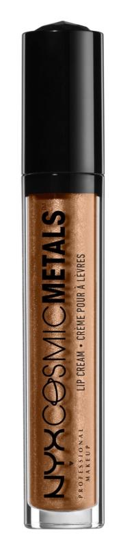 NYX Professional Makeup Cosmic Metals™ kovinska tekoča šminka