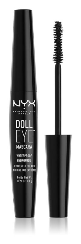 NYX Professional Makeup Doll Eye řasenka