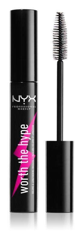 NYX Professional Makeup Worth The Hype řasenka