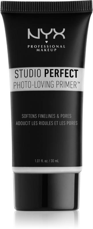 NYX Professional Makeup Studio Perfect Primer base de maquilhagem