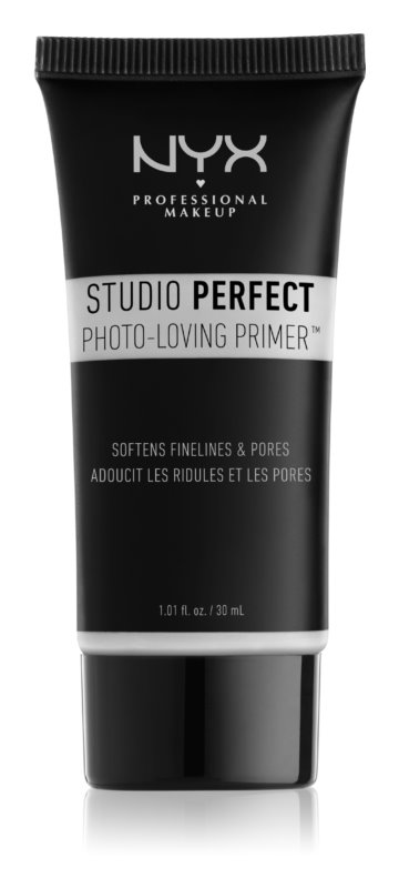 NYX Professional Makeup Studio Perfect Primer podlaga