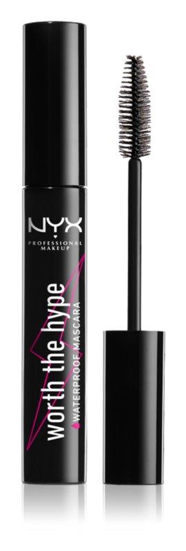 NYX Professional Makeup Worth The Hype vodoodporna maskara