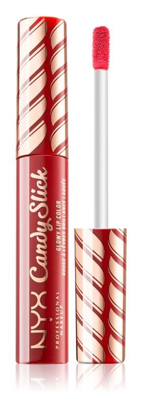 NYX Professional Makeup Candy Slick Glowy Lip Color Χρωματισμένο γκλος χειλιών
