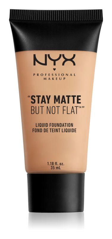 NYX Professional Makeup Stay Matte But Not Flat