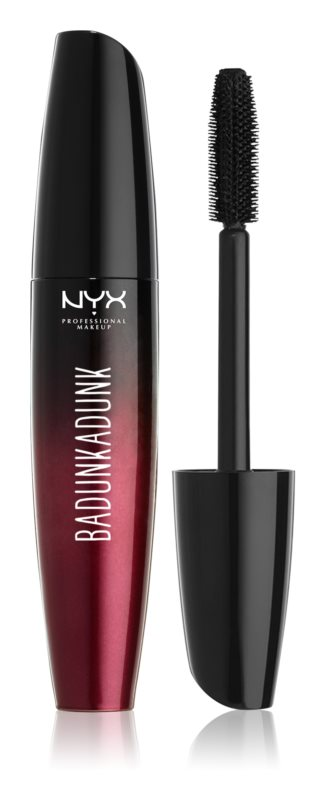 NYX Professional Makeup Super Luscious riasenka