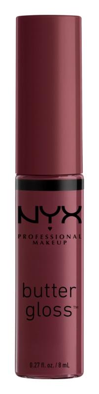 NYX Professional Makeup Butter Gloss błyszczyk do ust