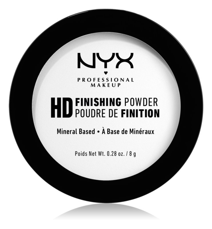 NYX Professional Makeup High Definition pudr