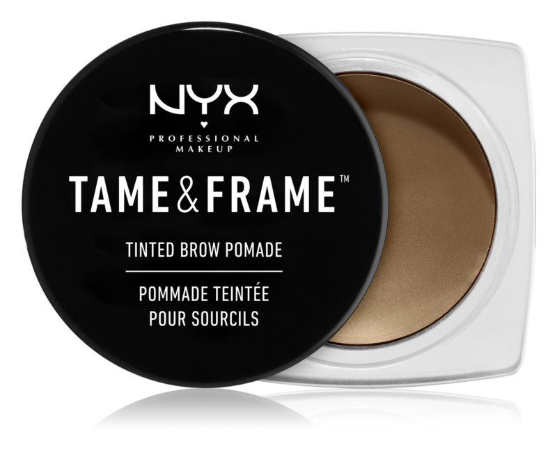 NYX Professional Makeup Tame & Frame Brow pomáda na obočie