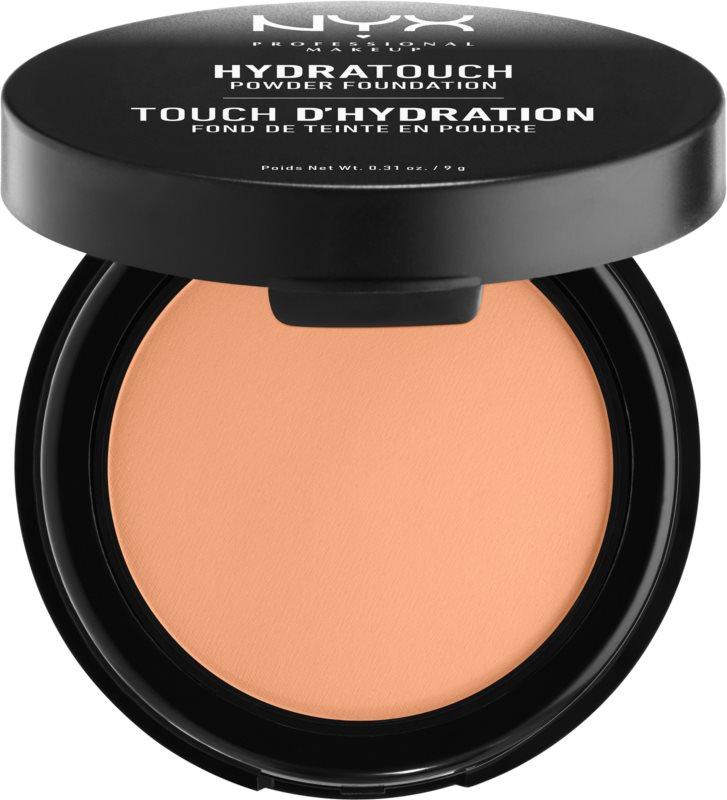 NYX Professional Makeup Hydra Touch kompaktni pudrasti make-up
