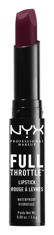 NYX Professional Makeup Full Throttle rúž