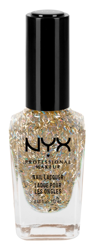 NYX Professional Makeup Nail Lacquer lak na nehty
