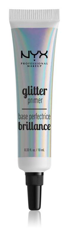NYX Professional Makeup Glitter podkladová báze pod třpytky