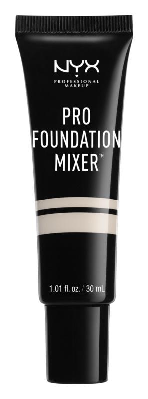 NYX Professional Makeup Pro Foundation Mixer™ přípravek pro úpravu odstínu make-upu
