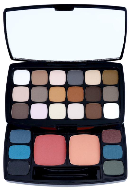NYX Professional Makeup Bohème Chic multifunkčná paleta