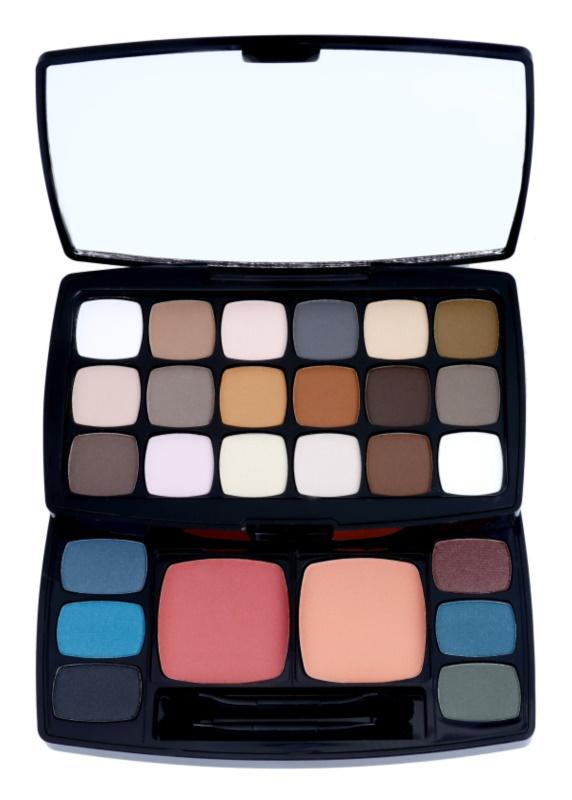 NYX Professional Makeup Bohéme Chic multifunkční paleta