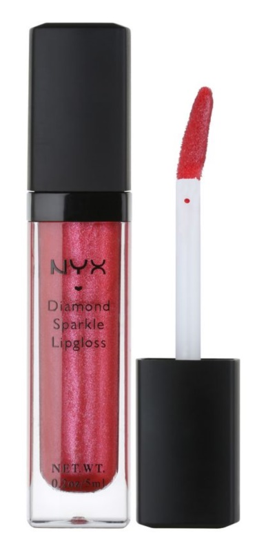 NYX Professional Makeup Diamond Sparkle lesk na pery