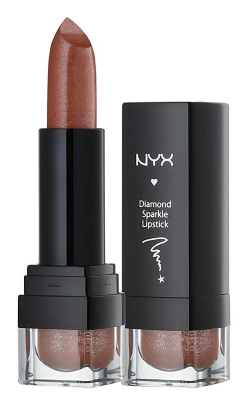 NYX Professional Makeup Diamond Sparkle rtěnka