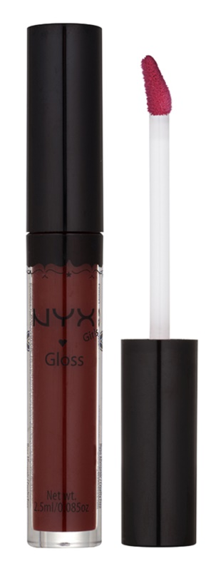 NYX Professional Makeup Girls lesk na rty