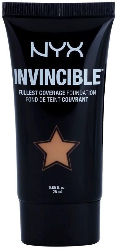 NYX Professional Makeup Invincible fond de teint anti-imperfections de la peau