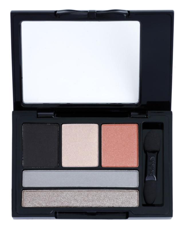 NYX Professional Makeup Love in Florence paletka očných tieňov s aplikátorom