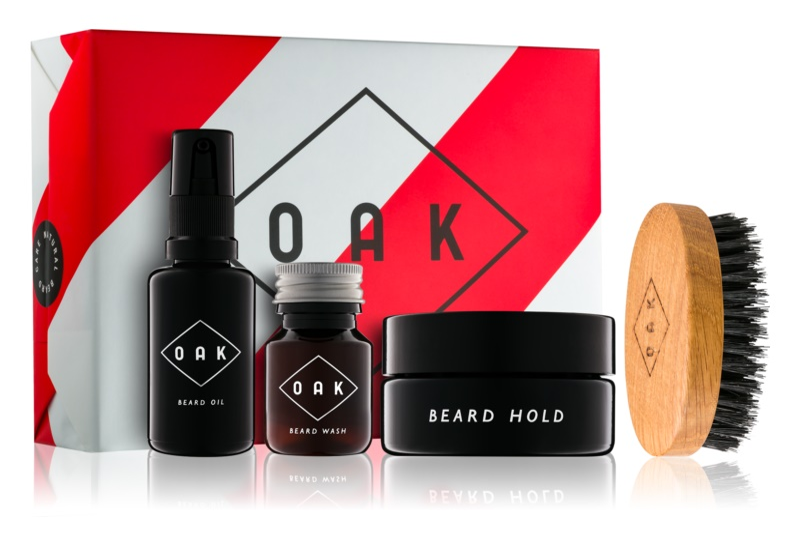 OAK Natural Beard Care kozmetická sada I.