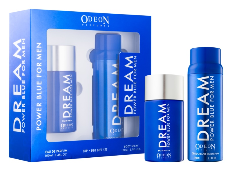Odeon Dream Power Blue Gift Set I.