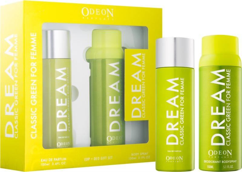 Odeon Dream Classic Green coffret cadeau I.