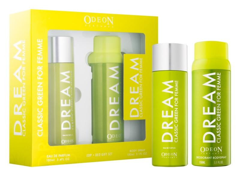 Odeon Dream Classic Green dárková sada I.