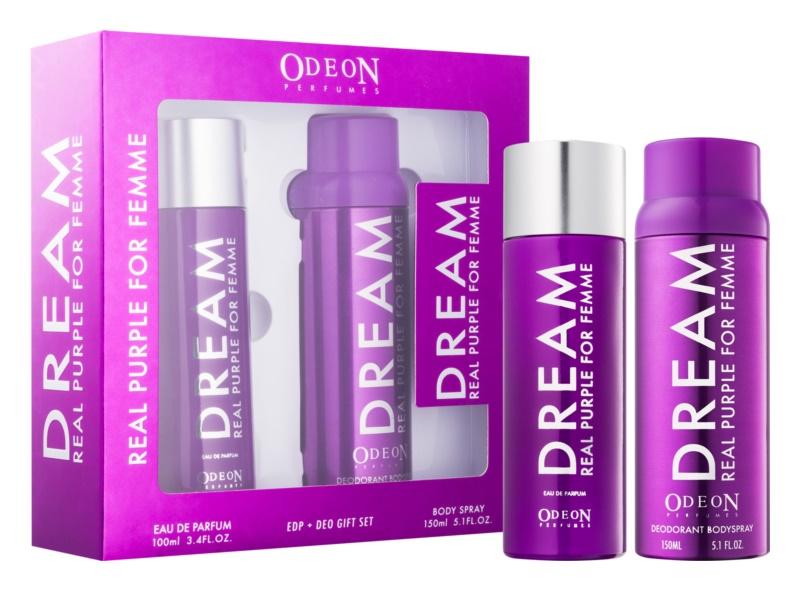 Odeon Dream Real Purple σετ δώρου I.