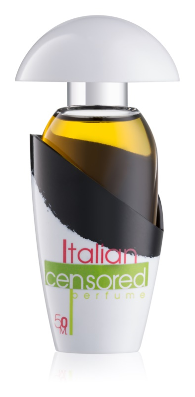 O'Driu Italian Censored eau de parfum unisex 50 ml