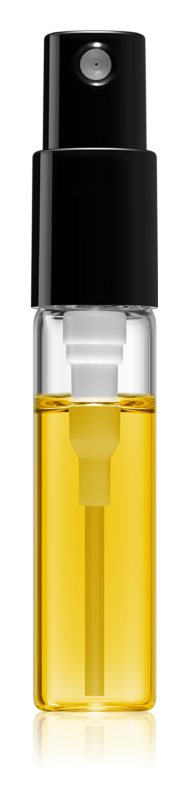 Ermenegildo Zegna Essenze Collection: Italian Bergamot Eau de Toilette for Men 2 ml Sample