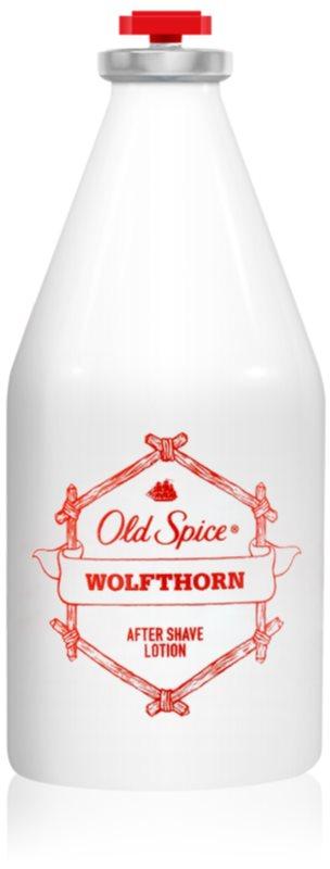 Old Spice Wolfthorn lotion après-rasage pour homme 100 ml